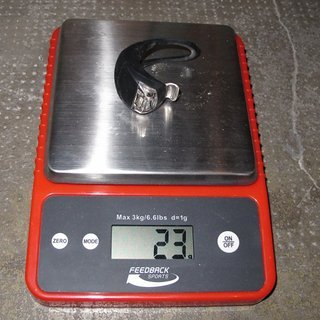 Gewicht Knog Beleuchtung Beetle 30x42x40mm