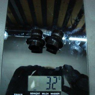 Gewicht Hope Weiteres/Unsortiertes Pro II Adapter 15mm (QR)