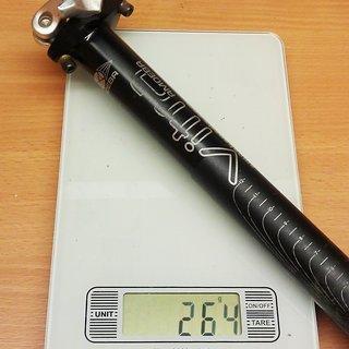 Gewicht Amoeba Sattelstütze 'Vitra SP-M210 27.2 x 400mm