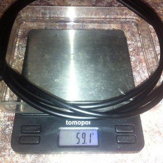 Gewicht Shimano Innen- und Außenzüge OT-SP41 1800mm
