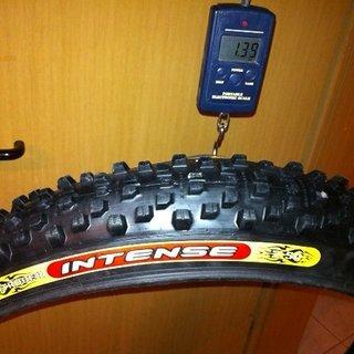 """Gewicht Intense Reifen Intruder FRO Lite 26x2,5"""""""