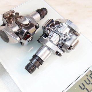 Gewicht Shimano Pedale (Klick) PD-M505 SPD kompatibel
