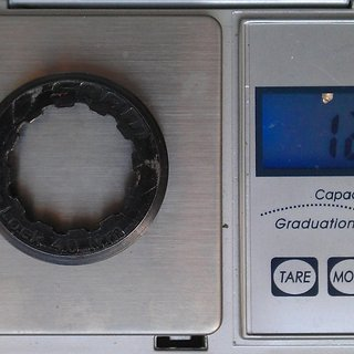 Gewicht SRAM Kassettenabschlussring PG-950 11Z