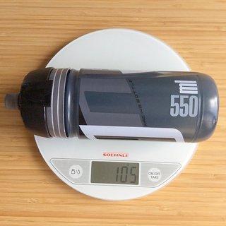 Gewicht Elite Flasche Jossanova 550ml