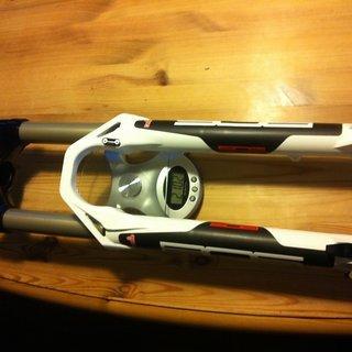 "Gewicht BOS Federgabel Deville 160 Tapered 26"", 160mm, tapered"