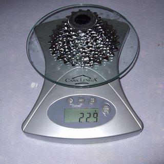 Gewicht SRAM Kassette PG-950 9-fach, 11-26Z