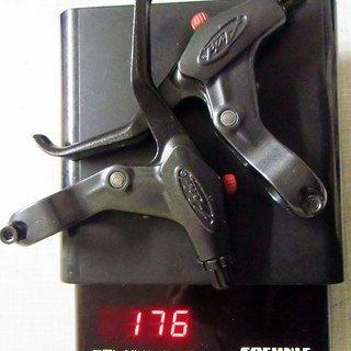 Gewicht Avid Felgenbremse Speed Dial 7