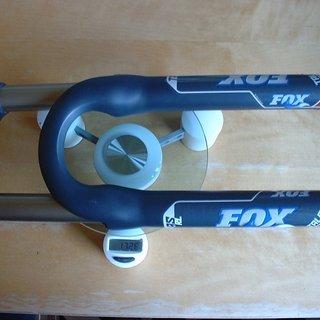 """Gewicht Fox Racing Shox Federgabel 32 Talas 150 RL 26"""", 150mm, 1-1/8"""""""