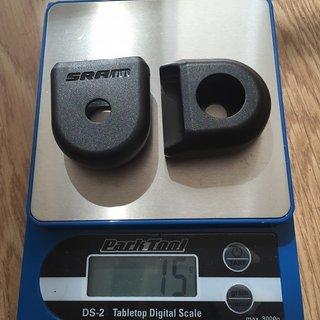 Gewicht SRAM Weiteres/Unsortiertes Carbon Crank Boot uni