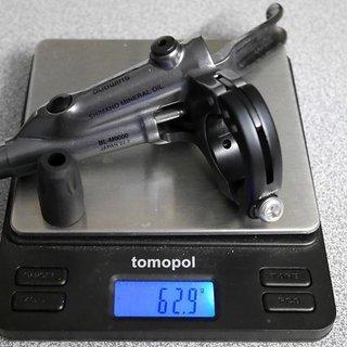 Gewicht Shimano Weiteres/Unsortiertes XTR M9000 Race Scheibenbremshebel