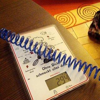 Gewicht Rock Shox Feder Totem Coil hart
