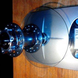 Gewicht Atomlab Nabe Pimplite 110/20mm, 32-Loch