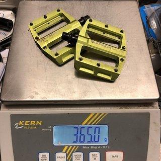 Gewicht Sixpack Pedale (Platform) Icon 2.0