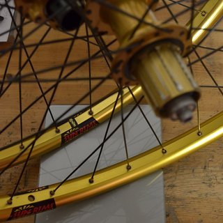 "Gewicht Hope Systemlaufräder Hope Pro II / Sun Ringle Single Track 26"" 559"