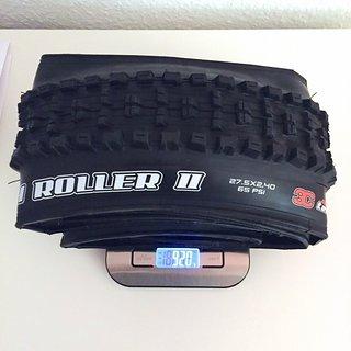 "Gewicht Maxxis Reifen High Roller II 3C MAXX TERRA 27.5x2.4"" / 61-584"