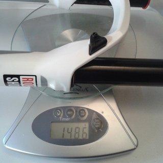 """Gewicht Rock Shox Federgabel SID RL 100 26"""", 9mm, 1 1/8"""