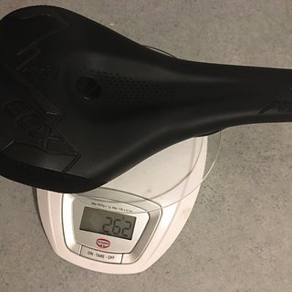Gewicht SQ-Lab Sattel 60X Ergowave Active 13 cm