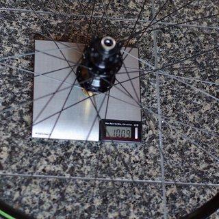 Gewicht Hope Systemlaufräder Hoops Pro 2 Evo + ZTR Flow HR, 150mm/20