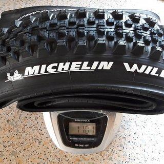 Gewicht Michelin Reifen Wild Enduro Rear Gum-X 27,5×2,40