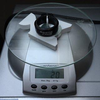 Gewicht Santa Cruz Sattelklemme Sattelklemme  34.9