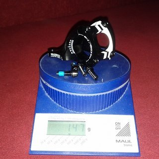 Gewicht Production Privee Vorbau 548 Classic 31.8mm, 50mm