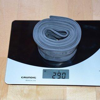 "Gewicht Schwalbe Schlauch AV 13D AV/26x2,1-3,0"""