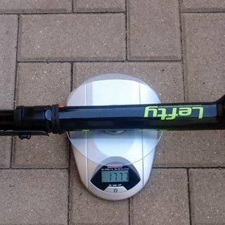 Gewicht Cannondale Federgabel Lefty PBR 2.0 650b 27,5''; 120mm