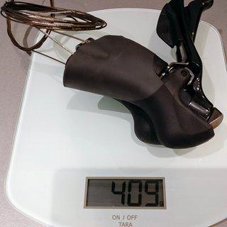 Gewicht Shimano Brems-/Schalthebel-Kombi ST-9000