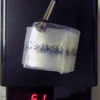 """Gewicht Eclipse Schlauch T2845 SV/29x1.5-2.25"""""""