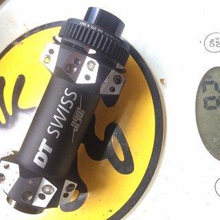 Gewicht DT Swiss Nabe 240s CL straightpull 100/15