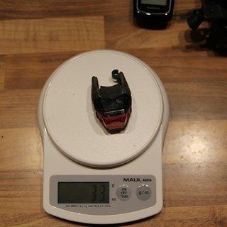 Gewicht Blackburn Beleuchtung Click Rear