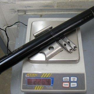 Gewicht Tune Sattelstütze Starkes Stück 31,6 x 420mm