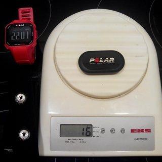 Gewicht Polar Alles andere H3 Herzfrequenz Sensor