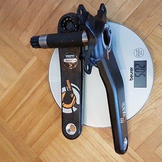 Gewicht Race Face Kurbel Sixc 175