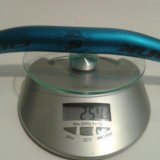 Gewicht Spank Lenker Oozy 760 Vibrocore 760mm 31,8mm 15mm