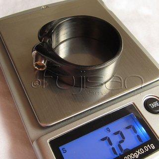 Gewicht Smud-Carbon Sattelklemme Sattelklemme 31,8mm
