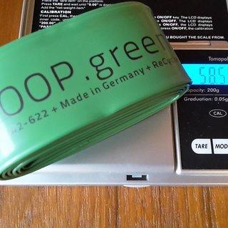 Gewicht RevoLoop Schlauch green  622 28-42
