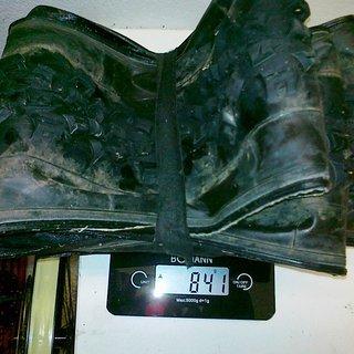 """Gewicht Bontrager Reifen 29-4 TLR 29x2,3"""""""