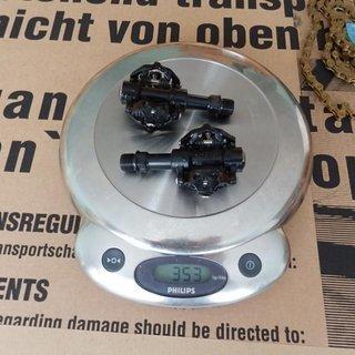 Gewicht Ritchey Pedale (Klick) Comp V4