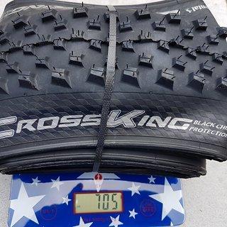 "Gewicht Continental Reifen Cross King Protection 27,5"" x 2,3"""