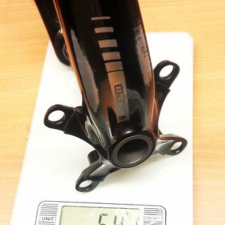 Gewicht Truvativ Kurbel GXP II 175mm, 68/73mm, GXP
