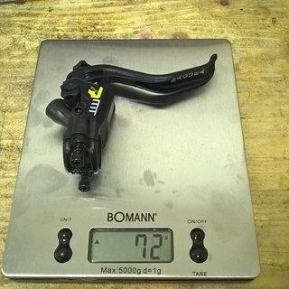 Gewicht Magura Weiteres/Unsortiertes MT7 Bremsgriff