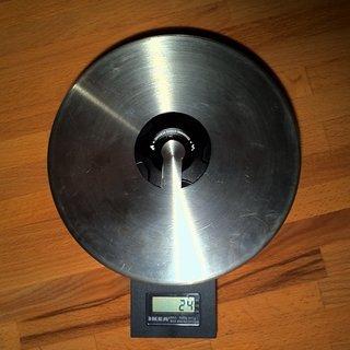 Gewicht Rock Shox Feder Vivid Federteller