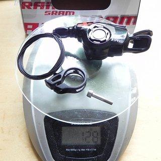 Gewicht SRAM Schalthebel X0 Trigger  3-fach