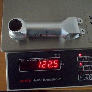 Gewicht FRM Vorbau Web-stem 1 1/8 110 25.4