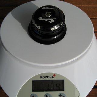 "Gewicht Acros Steuersatz AZX-208 ZS Tapered 1 1/8"" / 1,5"""