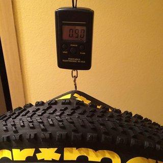 Gewicht Mavic Reifen Crossmax Roam XL 27,5x2,2