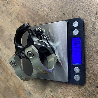 Gewicht Renthal Vorbau Apex 35 40 mm