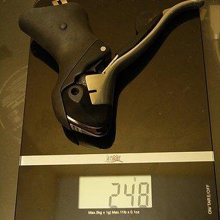 Gewicht Shimano Schalthebel 105 ST-5600 10-fach