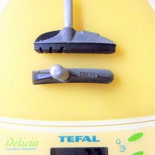 Gewicht Delta Weiteres/Unsortiertes Cantilever Bremsschuh